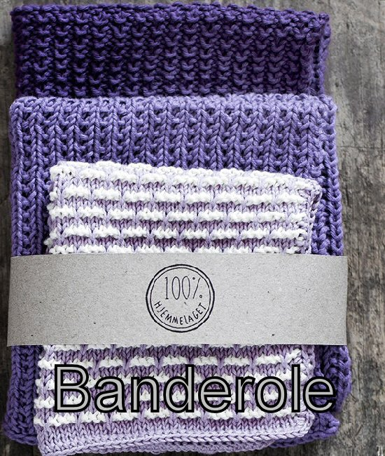 Banderole 100% Homemade